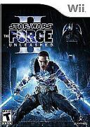 Star Wars Force Unleashed 2 Wii