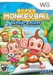 Super Monkey Ball Step and Roll (Wii Nieuw)