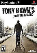 Tony Hawk PS2 Games