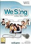 We Sing (wii used game)
