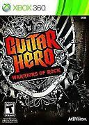 Guitar Hero Warriors of Rock Xbox 360