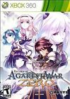 Record of Agarest War Zero T-Teen Rated Video Games