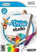 Wii uDraw Games