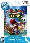 Mario Power Tennis Nintendo Wii Video Games