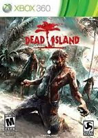 DEAD ISLAND FOR XBOX 360 STILL IN ORIGINAL WRAP