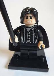 Professor Snape Minifigure -LEGO Compatible Wynn Vale Tea Tree Gully Area Preview