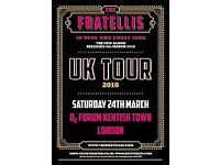 Fratellis at Kentish Town forum