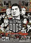Sleeping Dogs Action/Adventure Video Games for PC