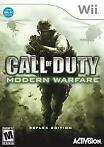Call of Duty Modern Warfare Reflex edition (Nintendo Wii