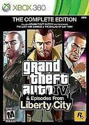 Grand Theft Auto 4 Complete