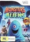 Monsters vs Aliens (Nintendo Wii used game)