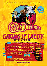Peat & Diesel: Giving it Laldy 7th October Glasgow