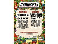 NEIGHBOURHOOD WEEKENDER FESTIVAL