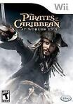 Pirates of the Caribbean At World's End (Nintendo Wii used