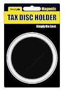 Magnetic Car Tax Disc Holder