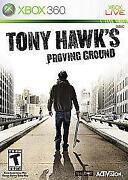Tony Hawk Proving Ground Xbox 360