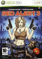 Command and conquer or Red Alert  for xbox 360 or ps3