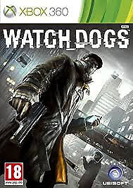 XBOX 360 WATCHDOGS (LOTS OF OTHER TITLES IN STORE)