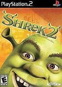 Shrek 2 PS2