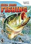 Sega Bass Fishing (Nintendo Wii used game)