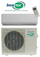 Mini Split Heat Pumps $49.00 per month Free estimates