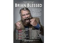 Brian Blessed Tickets - Kings Hall Ilkley- Tuesday 20th March 2018