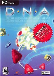 Details about DNA Action Puzzle PC Game D-N-A Win 98-XP NEW in BOX!