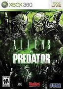Alien vs Predator Xbox