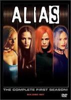 COMPLETE 'ALIAS' DVD BOXSETS