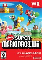 Looking to buy Super Mario Bros Wii
