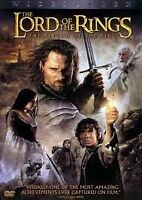 Lords of the ring: the return of the king DVD