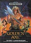 Golden Axe Sega Genesis Video Games
