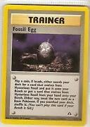 Pokemon Fossil Set