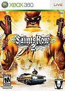 Xbox 360 Games Saints Row 2