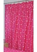 Girls Flower Curtains