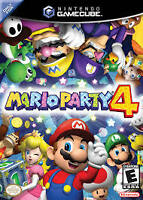 Mario Party 4 (GameCube)
