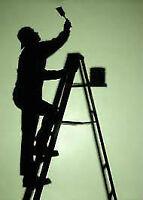 Residential interior painting - Regina