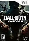 Call of Duty: Black Ops Nintendo Wii Video Games