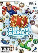 90 Great Games Wii
