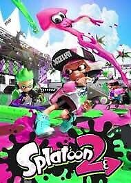 Looking for a copy of splatoon 2