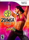Nintendo Zumba Fitness Video Games
