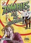Zombies Ate My Neighbors Video Games