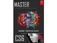 Adobe Master Collection CS6 for Win / Mac