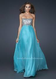 Long Prom/Party Dress