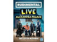 Rudimental Tickets x8 - Alexandra Palace 27/10 - SOLD OUT