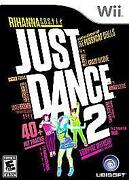 Just Dance Wii Used