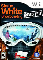 Jeux Wii Shaun White Snowboarding Road Trip