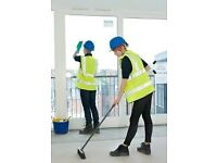 NEED A CLEANERS TO THE CONSTRUCTION INDUSTRY?