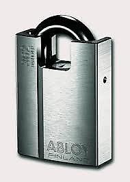 Abloy 362 Padlock Wanted.