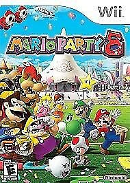 Looking for mario party for the WII